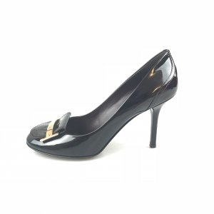 Louis Vuitton Sandalo con tacco alto nero
