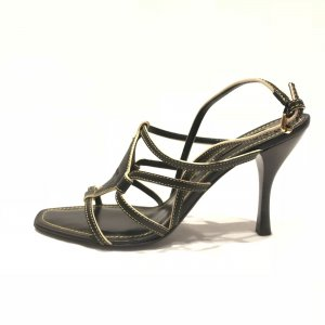 Black  Louis Vuitton High Heel
