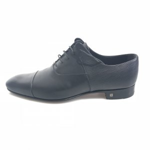 Black  Louis Vuitton Oxford