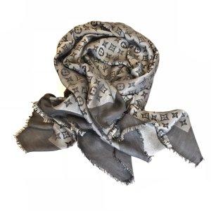 Black  Louis Vuitton Scarf
