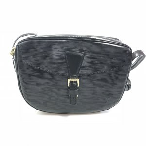Black  Louis Vuitton Shoulder Bag