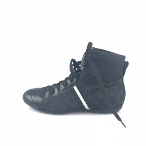 Black  Louis Vuitton Sneaker