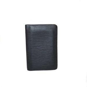 Black  Louis Vuitton Wallet