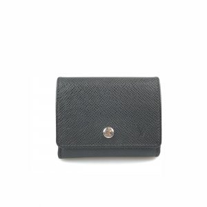 Black  Louis Vuitton Wallet