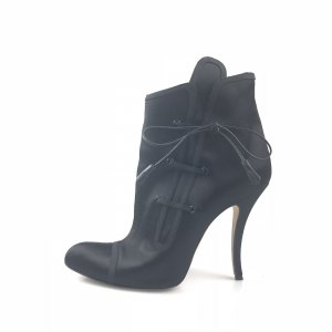 Black  Manolo Blahnik Boot