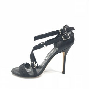 Black  Manolo Blahnik High Heel