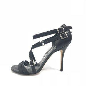 Black  Manolo Blahnik High Heel