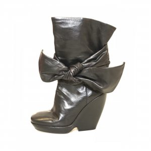 Black  Marc By Marc Jacobs Boot