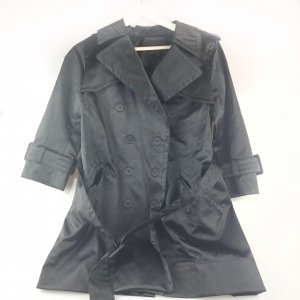 Black  Marc Jacobs Trench Coat
