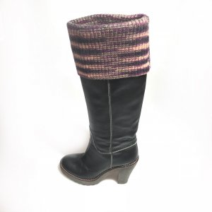 Black  Missoni Boot