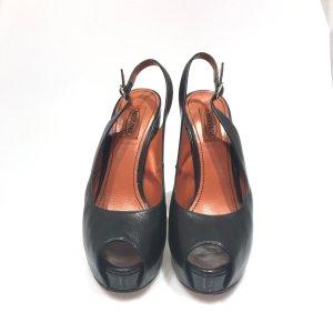 Black  Missoni High Heel