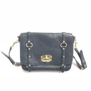 Miu Miu Gekruiste tas zwart