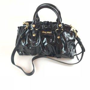Black  Miu Miu Shoulder Bag