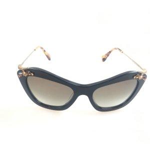 Black  Miu Miu Sunglasses
