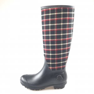 Black  Moncler Boot