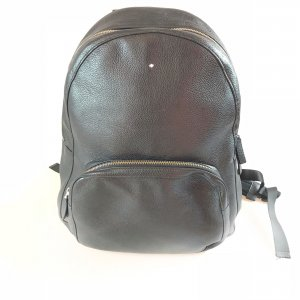 Black  Montblanc Backpack