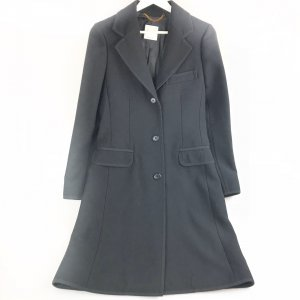 Black  Moschino Coat