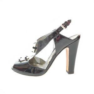 Black  Moschino High Heel