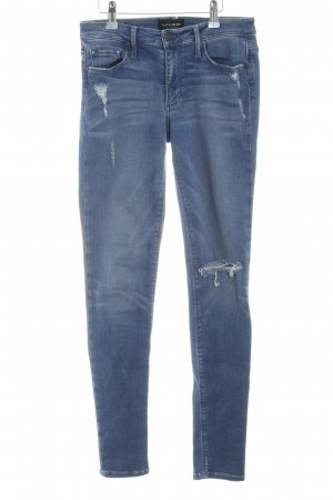 Black Orchid Skinny Jeans blue distressed style