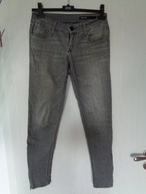 Jeans elasticizzati grigio