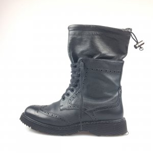 Prada High Boots black