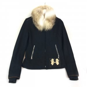 Black  Prada Coat