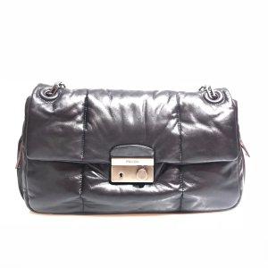 Black  Prada Cross Body Bag