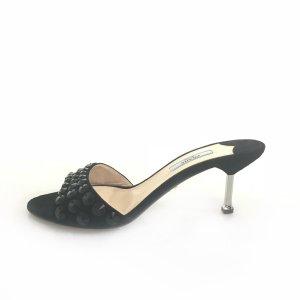 Black  Prada Flip Flop