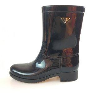 Black  Prada Rain & Snow Boot