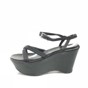 Black  Prada Sandal