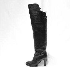 Ralph Lauren High Boots black