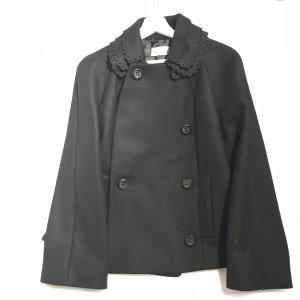 Black  Red Valentino Coat