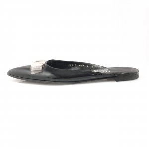Black  Salvatore Ferragamo Flip Flop