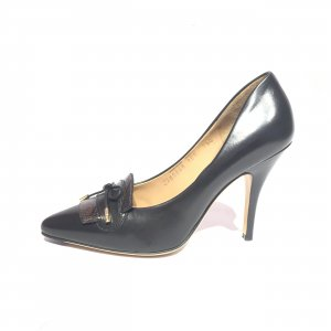 Black  Salvatore Ferragamo High Heel