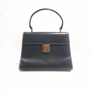 Black  Salvatore Ferragamo Shoulder Bag