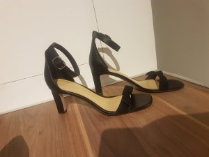 Marc Fisher Slingback Pumps black leather