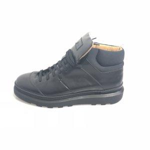 Black  Santoni Sneaker