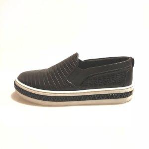 Black  Sergio Rossi Sneaker