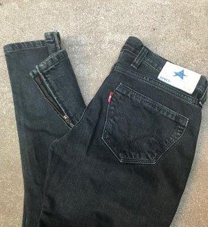 Black sexy jeans