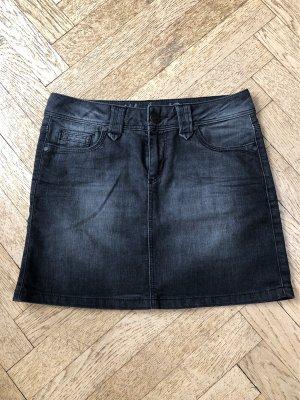 Black Stone washed Jeans Rock