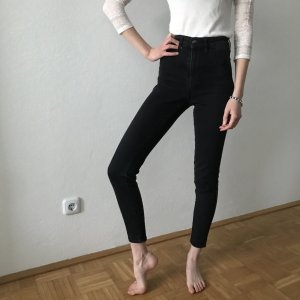 Black stretchy H&M jeans