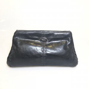 Black  Tod's Clutch