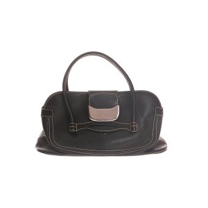 Black  Tod's Shoulder Bag