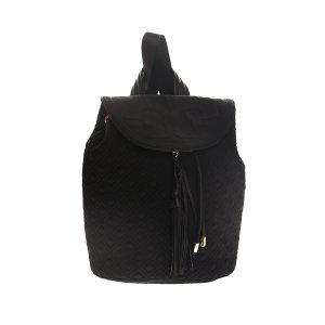 Black  Tory Burch Backpack