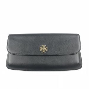 Black  Tory Burch Clutch