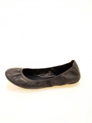 Black  Tory Burch Flat