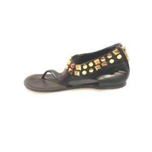 Black  Tory Burch Sandal