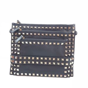 Black  Valentino Cross Body Bag