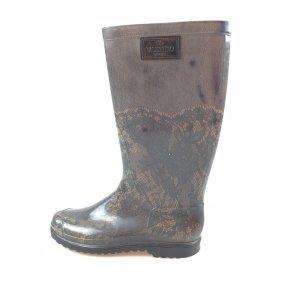 Black  Valentino Rain & Snow Boot
