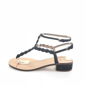Black  Valentino Sandal